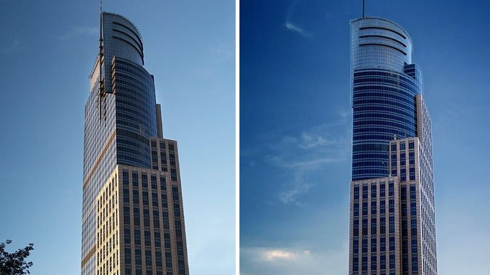 Warsaw Trade Tower - AXI IMMO
