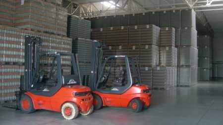 Warehouse to lease in Kornik