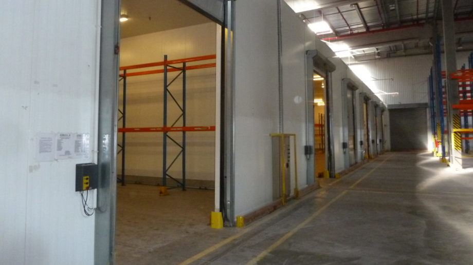 Attractive warehouse space to lease in Strykow