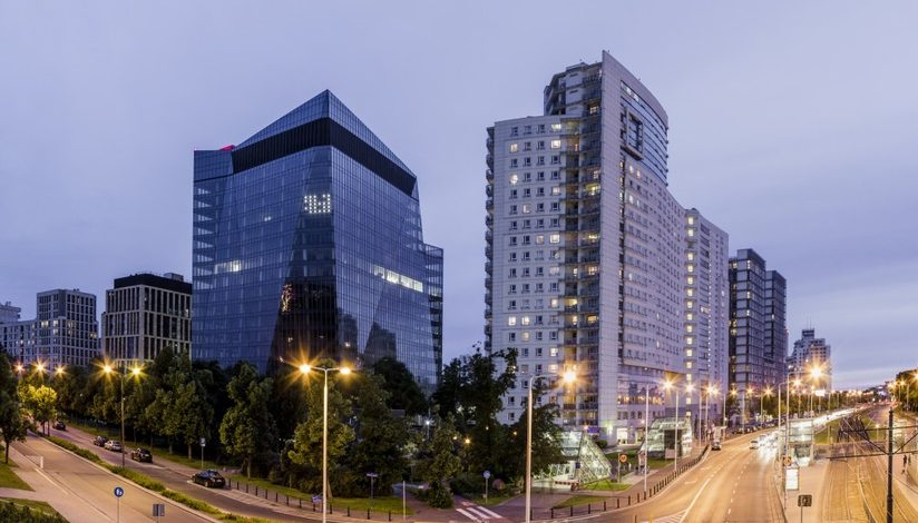 Gdanski Business Center Warszawa