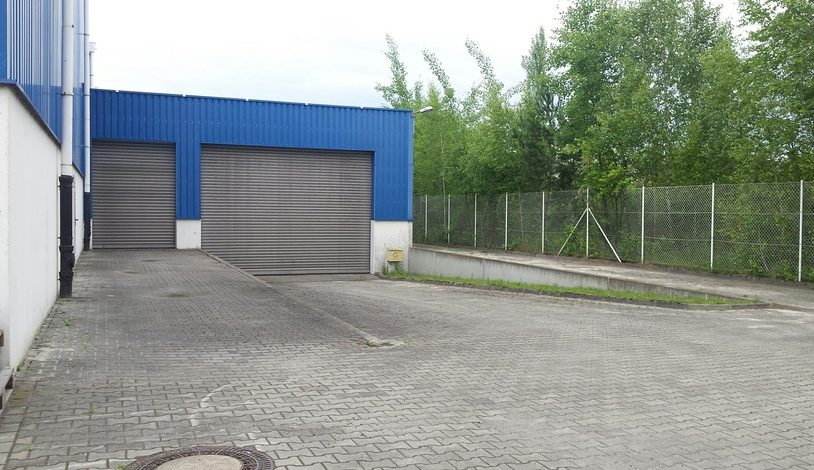 for sale warehouse and office in Czeladz