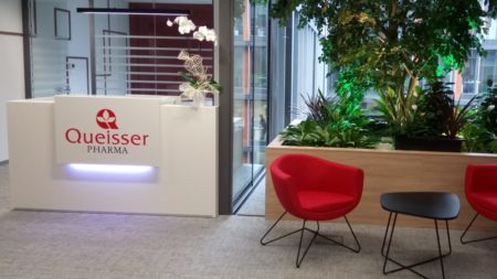 Doppelherz and Protefix producer - Queisser Pharma opens an office in Poland
