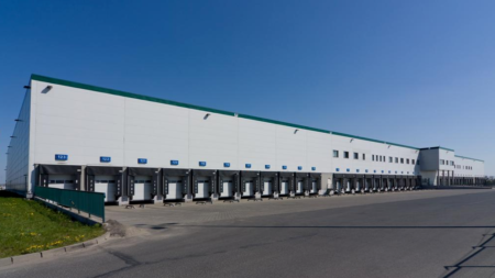 Attractive warehouse space to lease in Majkow Duzy