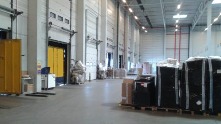 warehouse space to lease in Gadki