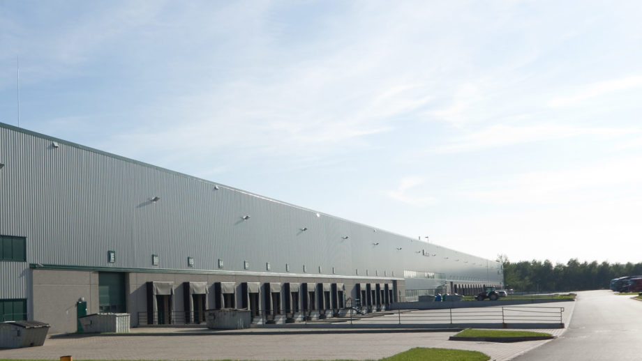 Attractive warehouse space to lease in Chorzow