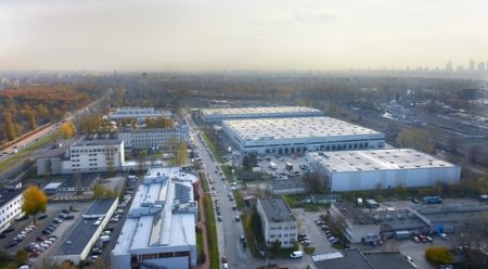 Schrack Technik stays longer in Prologis Park Warsaw II