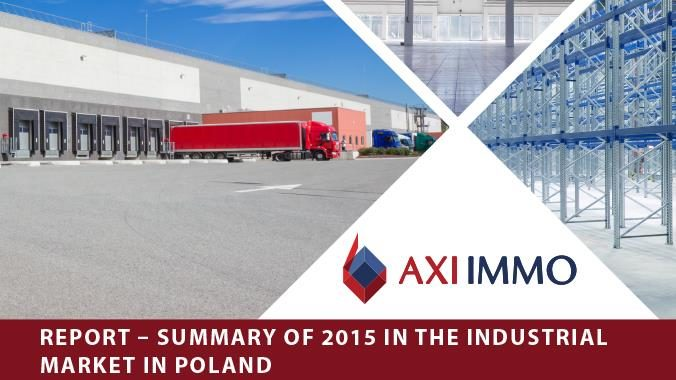 2015 in the industrial market in Poland