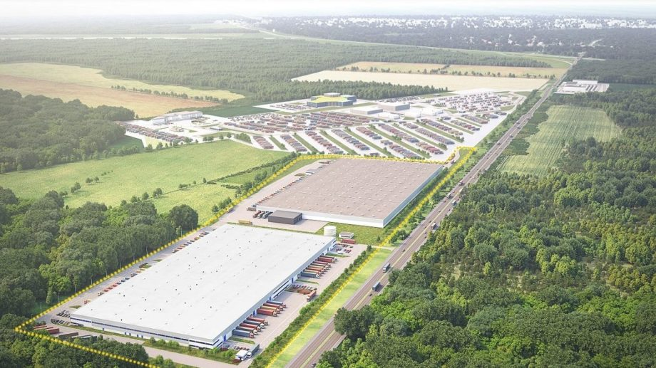 16,000 sq m for Schoenberger in Hillwood Świecko park