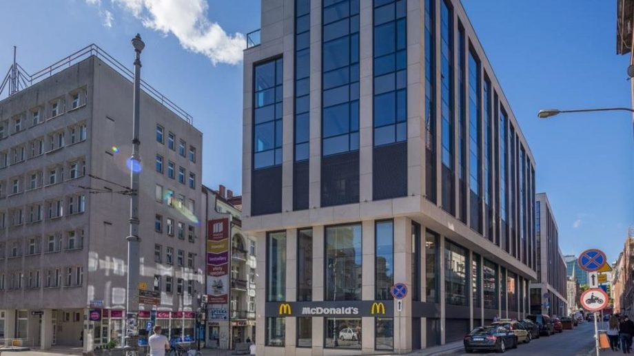 An HR client for AXI IMMO New offices for Randstad in Poznan and Torun