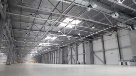 Warehouse for rent Szczecin east - 2,000 sq m