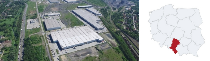 Warehouse Górny Śląsk Poland- Top 5 locations with the lowest rent rates for a warehouse space in Poland