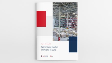 Axi Immo Report – Warehouse market in 2018