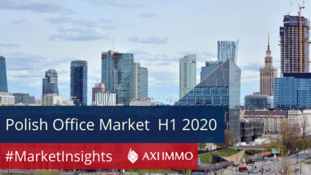 Four trends on the Polish office market during H1 2020