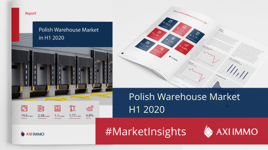 Report Warehouse market H1 2020, Poland