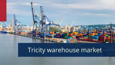 The booming Tricity warehouse market