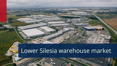 Lower Silesian warehouse market as important logistic and production hub