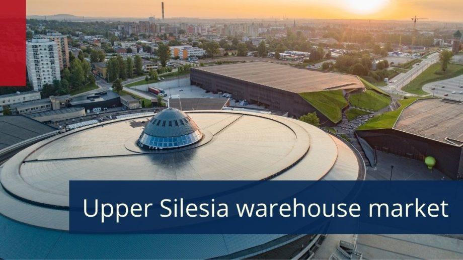 Upper Silesia – a Central and Eastern European distribution hub