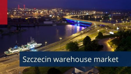 The Szczecin warehouse market attracts e-commerce occupiers