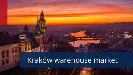 Growth eastwards as an opportunity for the Kraków warehouse market