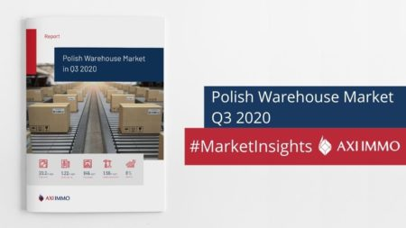 Report - Polish Warehouse Market in Q3 2020
