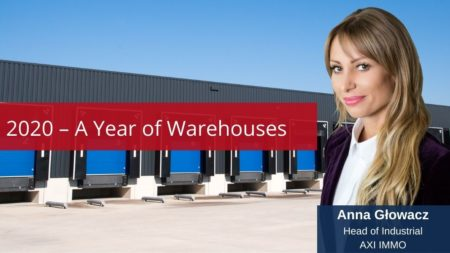 2020 – A Year of Warehouses