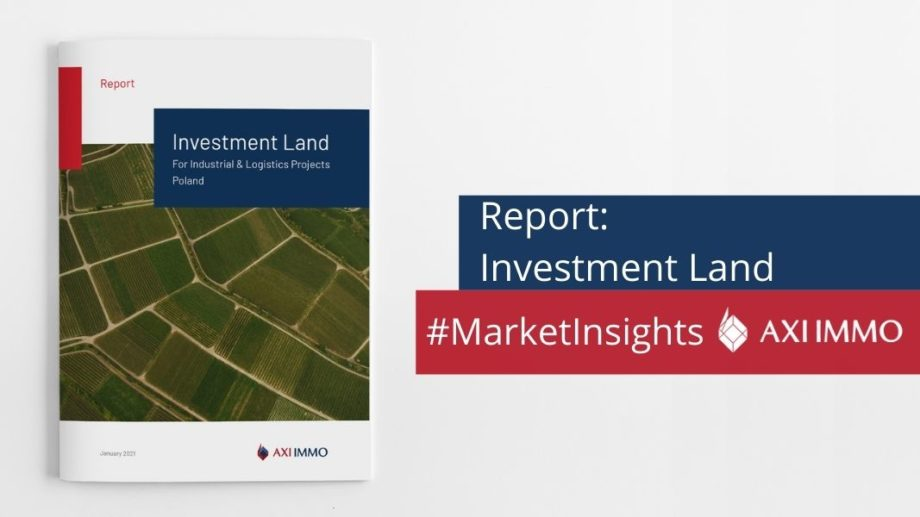 Investment land – how much per square meter in Poland