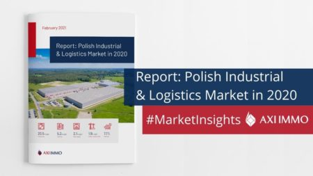 Report: Polish Industrial & Logistics Market in 2020 and forecasts for 2021