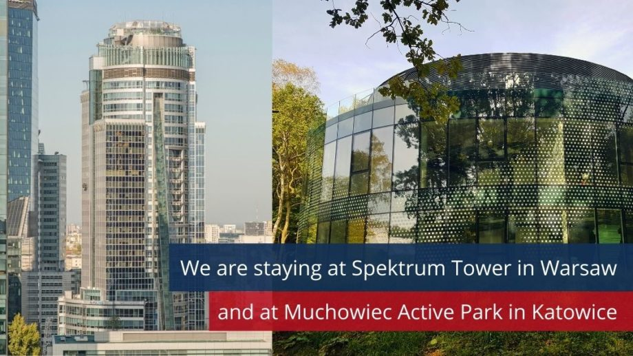 AXI IMMO stays at Spektrum Tower in Warsaw and expands its Katowice office